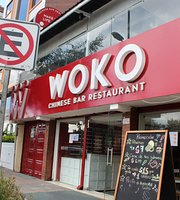 Woko Tinder Bar