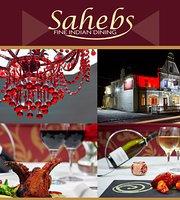 Sahebs Indian Restaurant