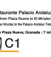 Palacio Andaluz Teteria Almona