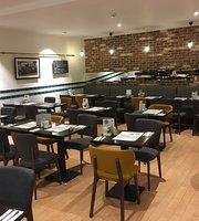 Rhodes Cafe-Restaurant in W P Brown Department Store