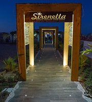 Bar del Sirenetta Luxury Beach Club