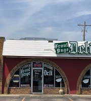 Front Page Deli