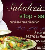 S'top salade salade et plat chaud