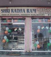 Shri Radha Rani Rasgulla Bhandar