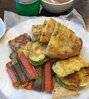 Jongro Mr. Yoo's Mung-Bean Pancake