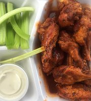 Pj's Hot Wings