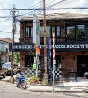 Fatboy's The Burger Bar Seminyak Bali