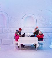 Snowman World Ice Restaurant