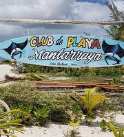 Club de Playa Mantarraya