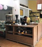 Cafe Cosecha y Molienda