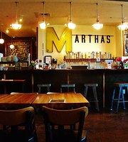 Marthas Cafe