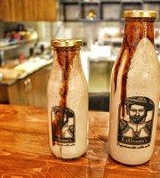 Edison's Experiment With Milk