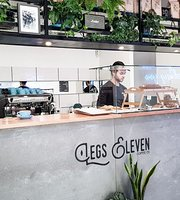 Legs Eleven Coffee Co. Specialty Coffee Shop