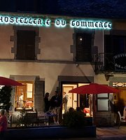 Hostellerie du Commerce Le Restaurant