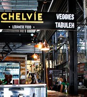 Chelvie. Lebanese Food