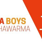 Pizza Boys Shawarma