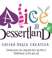 Alice In Dessertland