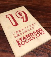 Standard Bookstore Shinsaibashi