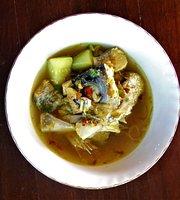 Warung be fish