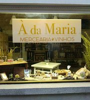 A da Maria - Mercearia, Vinhos