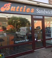 ‪Butties Sandwich Bar‬