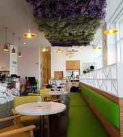Viola Flower Cafe