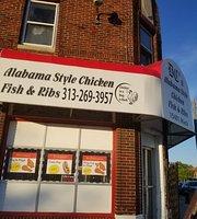 J.W.'s Alabama Style Chicken