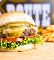 Route Burger Meltem