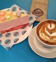 Cafe Coffee Cake