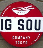 Big Soup Ramen Bar Budapest