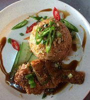 Nasi Ayam Hainan Marvelous
