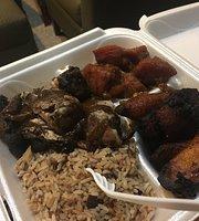 Caribbean Chicken & Fish