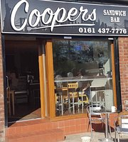 ‪Coopers Sandwich Bar‬