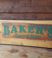 Bakers General Store and Bakery