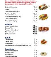 Shawarma Times & Grill