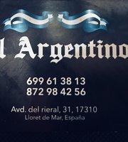 "Parrilla ""EL Argentino"""