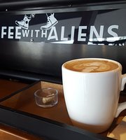 Coffee with Aliens