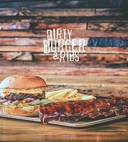 Dirty Burger & Ribs - Austurstraeti