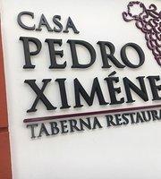 Casa Pedro Ximénez