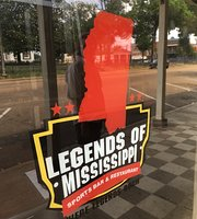 Legends of Mississippi Sports Bar & Restaurant