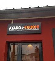 Ayako Sushi Actisud