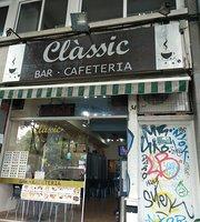 Classic Bar Cafeteria