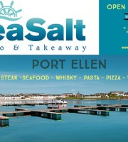 ‪Sea Salt Bistro Take Away‬
