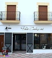 Cafeteria - bar Paco Cabezas