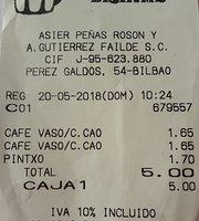 Cafe Bar Brinas