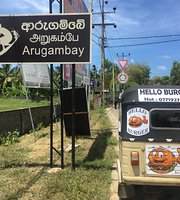 Arugambays Hello Burger Place
