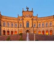 Landtagsgaststätte im Maximilianeum