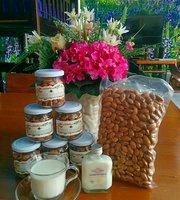 Almond & Coffee
