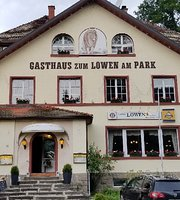 Gasthaus Lowen am park