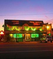 Toucan's On The Beach
